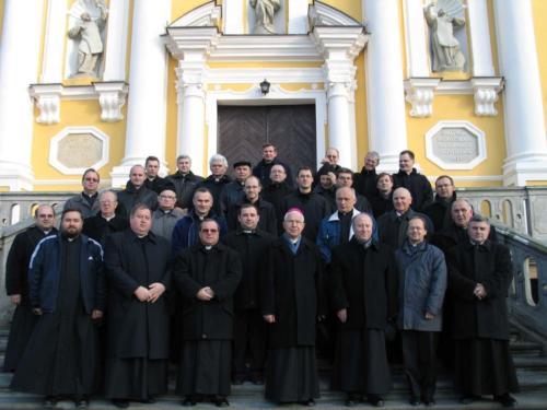2004 — Gostyń — Rekolekcje
