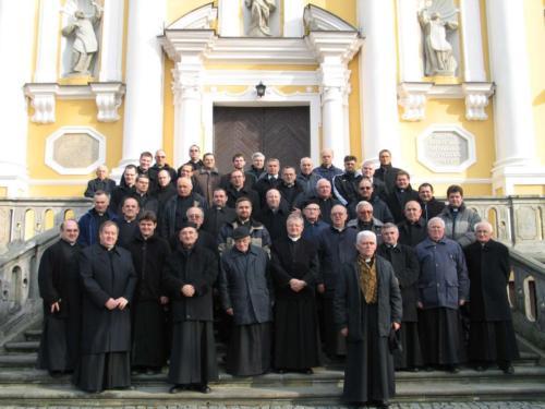 2006 — Gostyń — rekolekcje