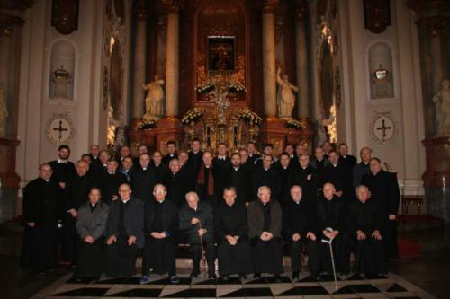 2007 — Gostyń — rekolekcje