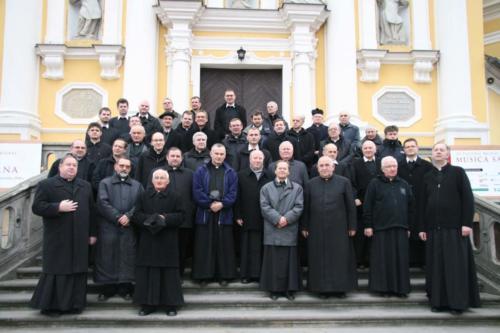 2008 — Gostyń — rekolekcje