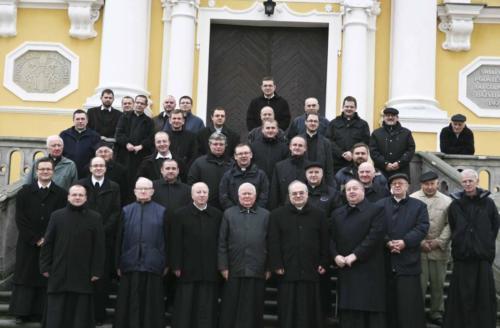 2009 — Gostyń — rekolekcje