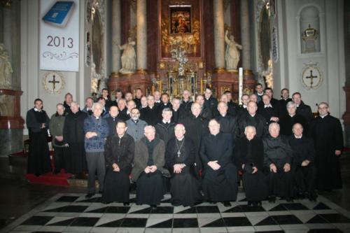 2012 — Gostyń — rekolekcje